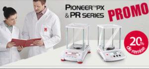 Ohaus balance Pioneer PX et PR Series